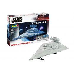 Revell 00456 Imperial Star Destroyer -Technik