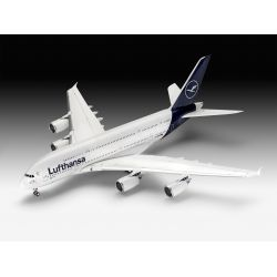 Revell Airbus A380-800 Lufthansa New Livery 1:144 (3872)