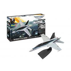 Maverick's F/A-18 Hornet Top Gun - easy click