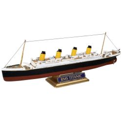Revell 05804 R.M.S.Titanic makett