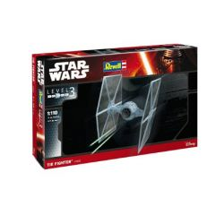Revell 3605 Star Wars TIE Fighter 1:110