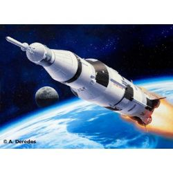 Revell 4909 Apollo Saturn V 1:144