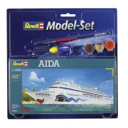Revell 65805 Model Set - Aida 1:1200