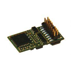Roco 10895 Mozdonydekóder Plux16, visszajelzéssel
