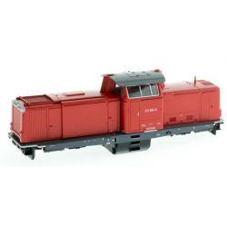 Roco 136404 Kasztni, nyáklap és alváz BR 212 055-8 DB AG V dízelmozdonyhoz