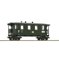 Roco 34061 Személykocsi 2.o. B4ptr, Waldbahn, DR III-IV