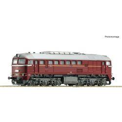 Roco 36298 Dízelmozdony T 679 Szergej, CSD IV, hangdkóderrel