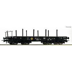 Roco 46380 Nehézteherszállító vagon Rlmmp, DB IV