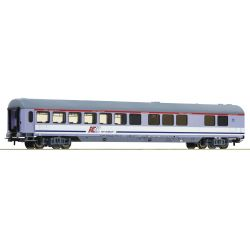 Roco 54174 Gyorsvonati étkezőkocsi Intercity IC WRmnouz, PKP VI