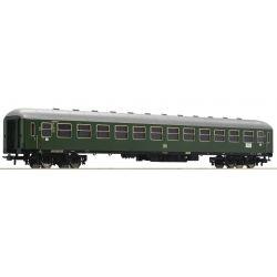 Roco 54451 Gyorsvonati személykocsi 2.o. B4üm, DB III