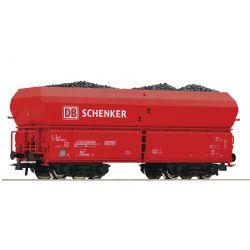 Roco 56339 Önűrítős kocsi Fad, DB Schenker, DB AG VI