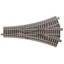 Roco 61160 GeoLine ágyazatos kézi hármasváltó DWW 22,5'