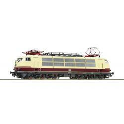 Roco 70211 Villanymozdony BR 103 195-4, DB IV, hangdekóderrel