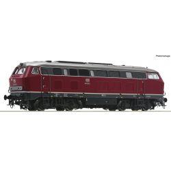 Roco 70751 Dízelmozdony BR 215 102-5, DB IV