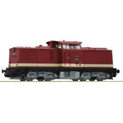 Roco 70812 Dízelmozdony BR 114 298-3, DR IV, hangdekóderrel