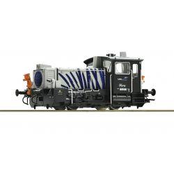 Roco 72018 Dízelmozdony BR 333 716-9, Lokomotion VI, hangdekóderrel és digitális kuplunggal