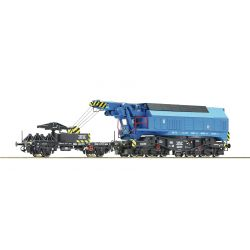 Roco 73038 Vasúti daru EDK 750, CSD IV, hangdekóderrel
