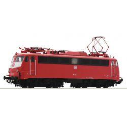 Roco 73073 Villanymozdony BR 110 314-2, DB IV-V, hangdekóderrel