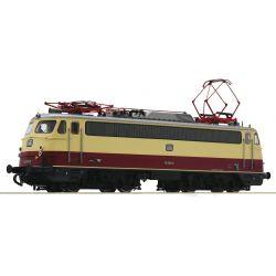 Roco 73077 Villanymozdony BR 112 309-0, DB IV, hangdekóderrel