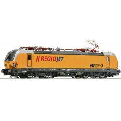 Roco 73217 Villanymozdony BR 193 206-0 Vectron, Regiojet VI, hangdekóderrel (Leo SoundLab)