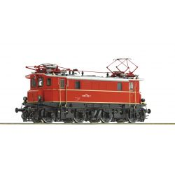 Roco 73465 Villanymozdony Rh 1245 512-7, ÖBB IV-V, hangdekóderrel