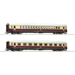 Roco 74074 Kiegészítő személykocsi szett TEE 74/75 Roland, DB IV, 3. készlet