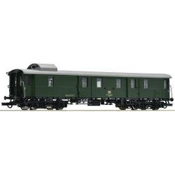 Roco 74448 Gyorsvonati poggyászkocsi Dye 973, DB IV