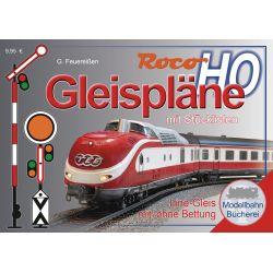 Roco 81394 Pályaterv Roco Line sínrendszerhez, H0