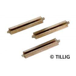 Tillig 85501 Sínösszekötő 25 db, antikolt