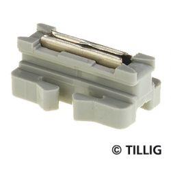Tillig 83950 Sínösszekötő ágyazatos sínhez, 20 db