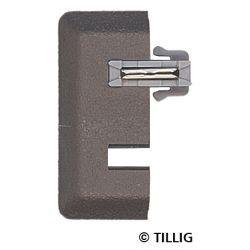 Tillig 83961 Sínvég ágyazatos sínhez
