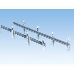 Noch 60511 Szalagkorlát optikai vezetőkorláttal (vezetőoszlop), 1 m