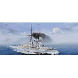 SMS Szent István hajó makett 1/350