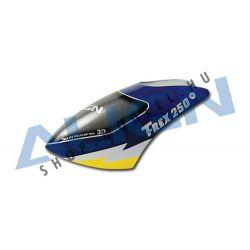 T-Rex250 festett kabin, kék