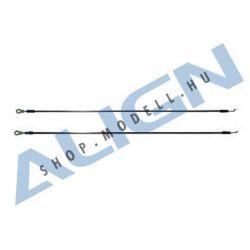 Tail Linkage Rod-White
