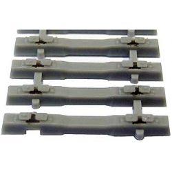 Tillig 83034 Flexibilis talpfarács beton 125 mm