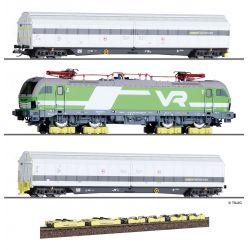 Tillig 01012 Vonat szett Loktransport, Rail Adventure VI