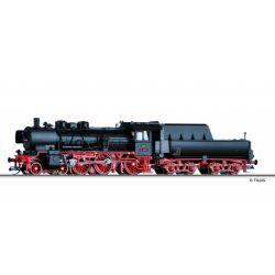 Tillig 02027 Gőzmozdony BR 38 3885, szélterelőkkel, DB III