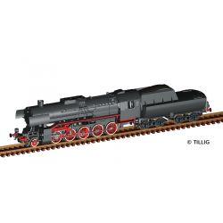 Tillig 02062 Gőzmozdony Rh Ty43, PKP III