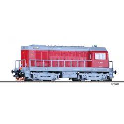 Tillig 02628 Dízelmozdony RhT435 0130, ČSD IV