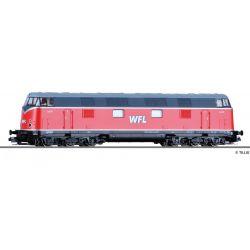 Tillig 02698 Dízelmozdony 228 501-3, Wedler & Franz Lokomotivdienstleistungen GbR VI