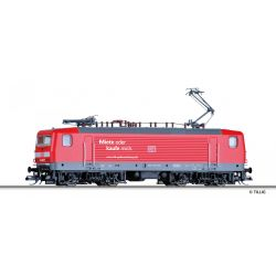 """Tillig 04341 Villanymozdony BR 143 893-6 """"db-gebrauchtzug.de"""", DB AG VI"""