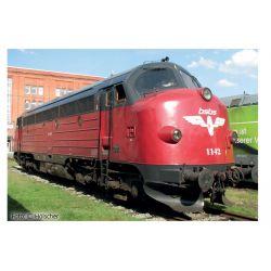 Tillig 04544 Dízelmozdony MY 1142, Braunschweiger Bahn Service GmbH VI