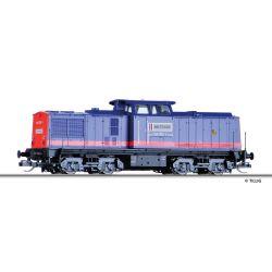 Tillig 04591 Dízelmozdony Rh 745 702-1 METRANS (CZ) VI