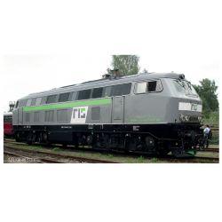 Tillig 04703 Dízelmozdony BR 218 468-7, Regio Infra Sachsen GmbH VI