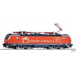 Tillig 04833 Villanymozdony Rh 383 11-3 Vectron, S Rail Lease/ZSSK (SK) VI