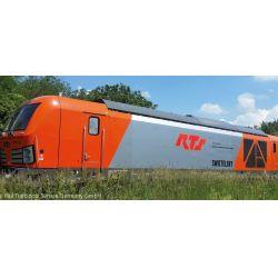 Tillig 04853 Dízelmozdony BR 247 902, Swietelsky, Rail Transport Service Germany GmbH, RTS VI