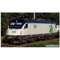 Tillig 04973 Villanymozdony BR 183 717-8 Taurus, Steiermarkbahn VI