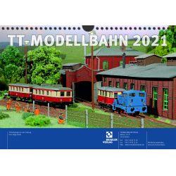 Tillig 09577 TT-Kalender 2021