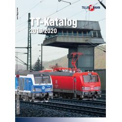 Tillig 09583 Tillig TT-s katalógus, 2019/2020